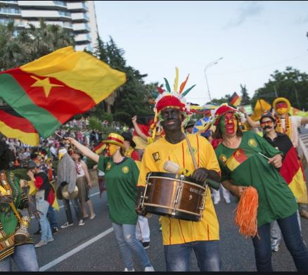 Struggle for Independence cameroon and france